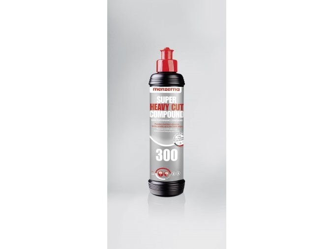 300 SUPER HEAVY CUT COMPOUND 250ml