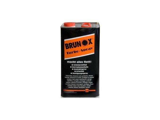 Brunox turbo 5 l