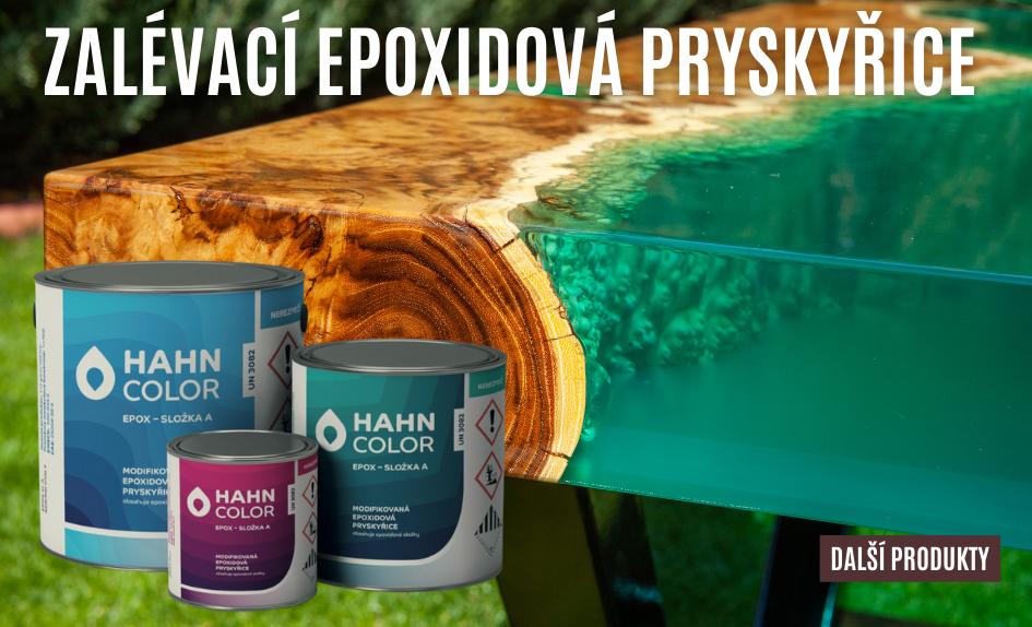 Hahn color epoxidy