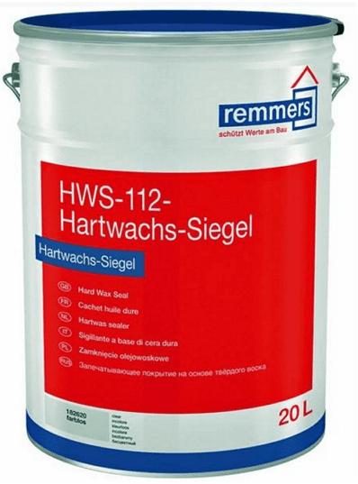 Remmers HARTWACHS SIEGEL (Tvrdý voskový lak)