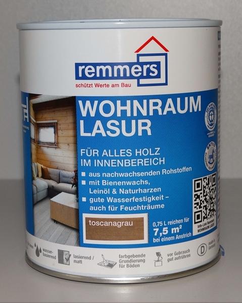 Wohnraum Lasur - přírodní včelí emulze