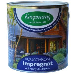 Koopmans AQUACHRON (Barevná, hluboce penetrující akrylová lazura na dřevo v interiéru i exteriéru)
