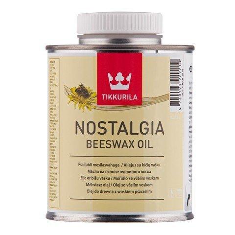Tikkurila Nostalgia Beeswax Oil - olej se včelím voskem