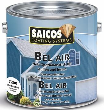 Saicos BELAIR (Vodou ředitelný olejový nátěr)