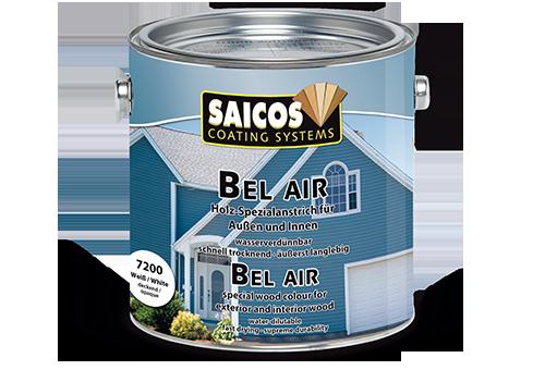 Saicos BelAir - vodou ředitelný olejový nátěr