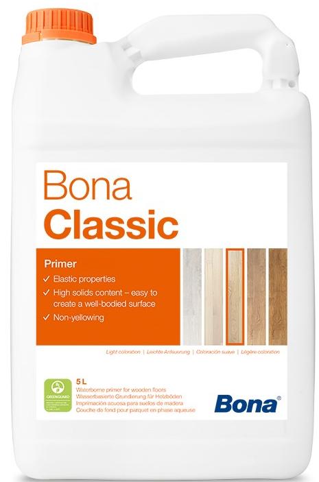 Bona CLASSIC (Základní lak na vodní bázi)