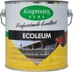 Koopmans ECOLEUM (Hluboce penetrující olejová venkovní lazura s vysokým obsahem oleje)