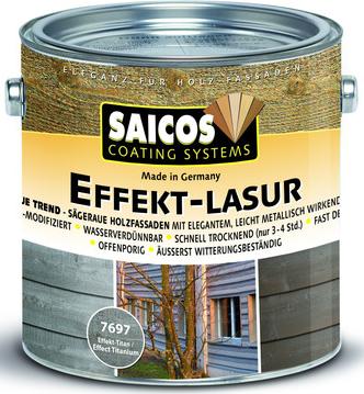 Saicos EFEKT LAZURA (Lazura s kovovým efektem)