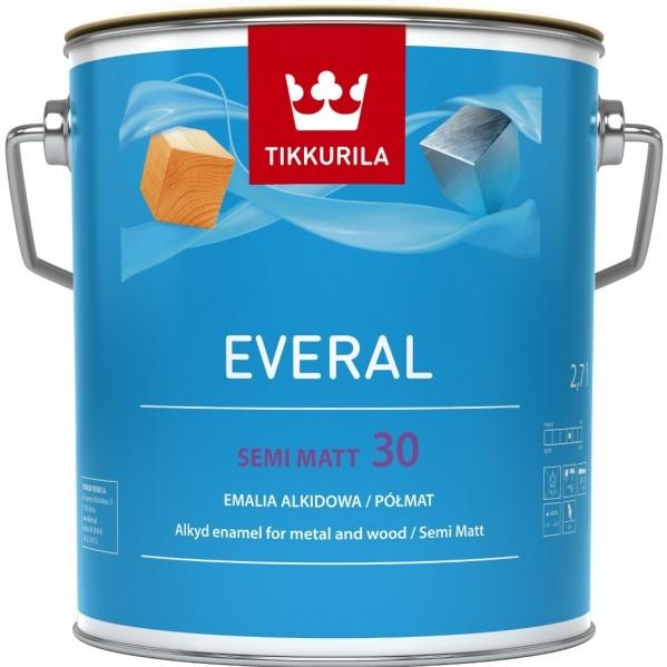 Tikkurila EVERAL (Univerzální emailová barva)
