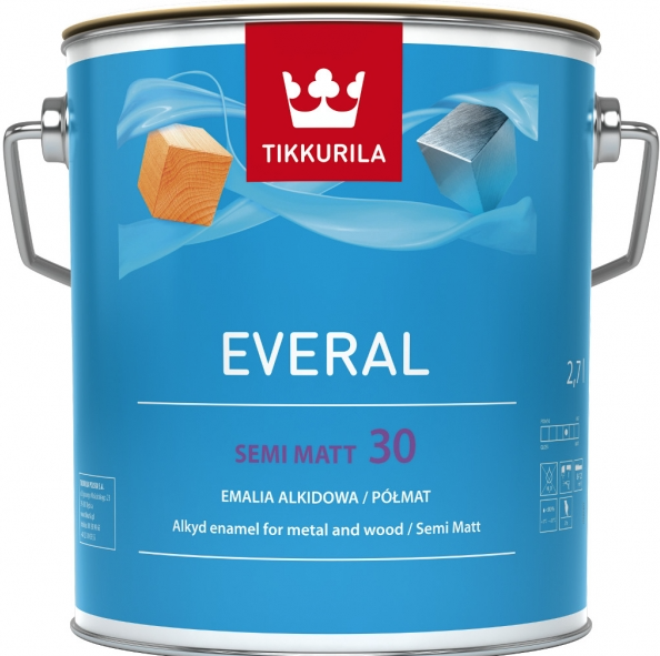 Tikkurila EVERAL(náhrada EMPIRE) - univerzální barva