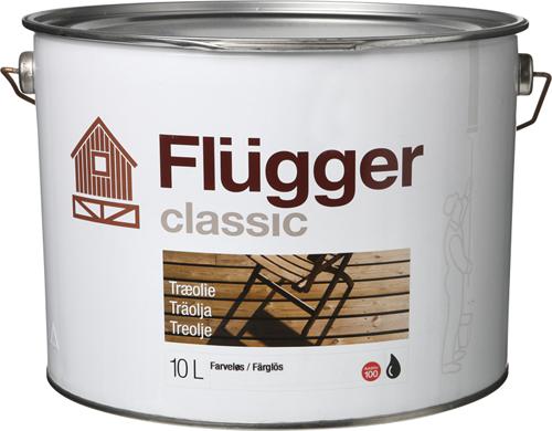 Flügger Olej classic - alkydový olej