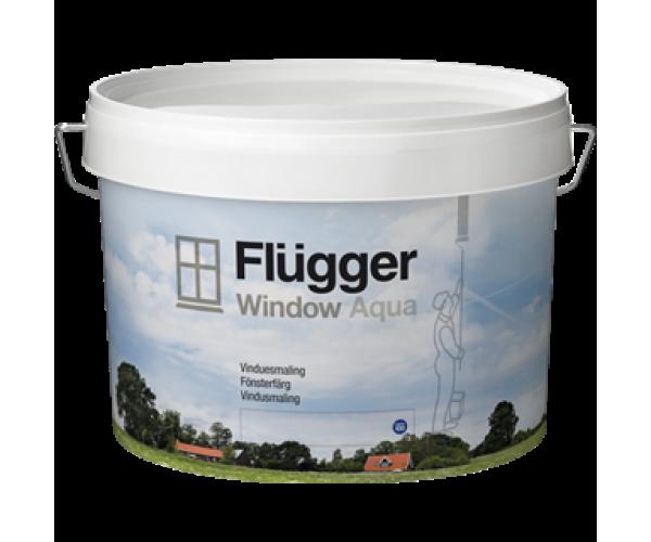 Flügger EMAIL na okna