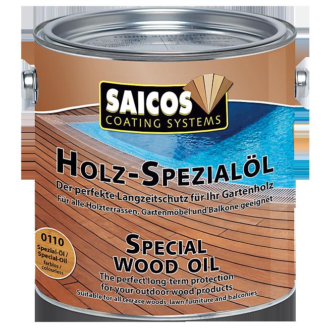 SAICOS speciální olej na dřevo
