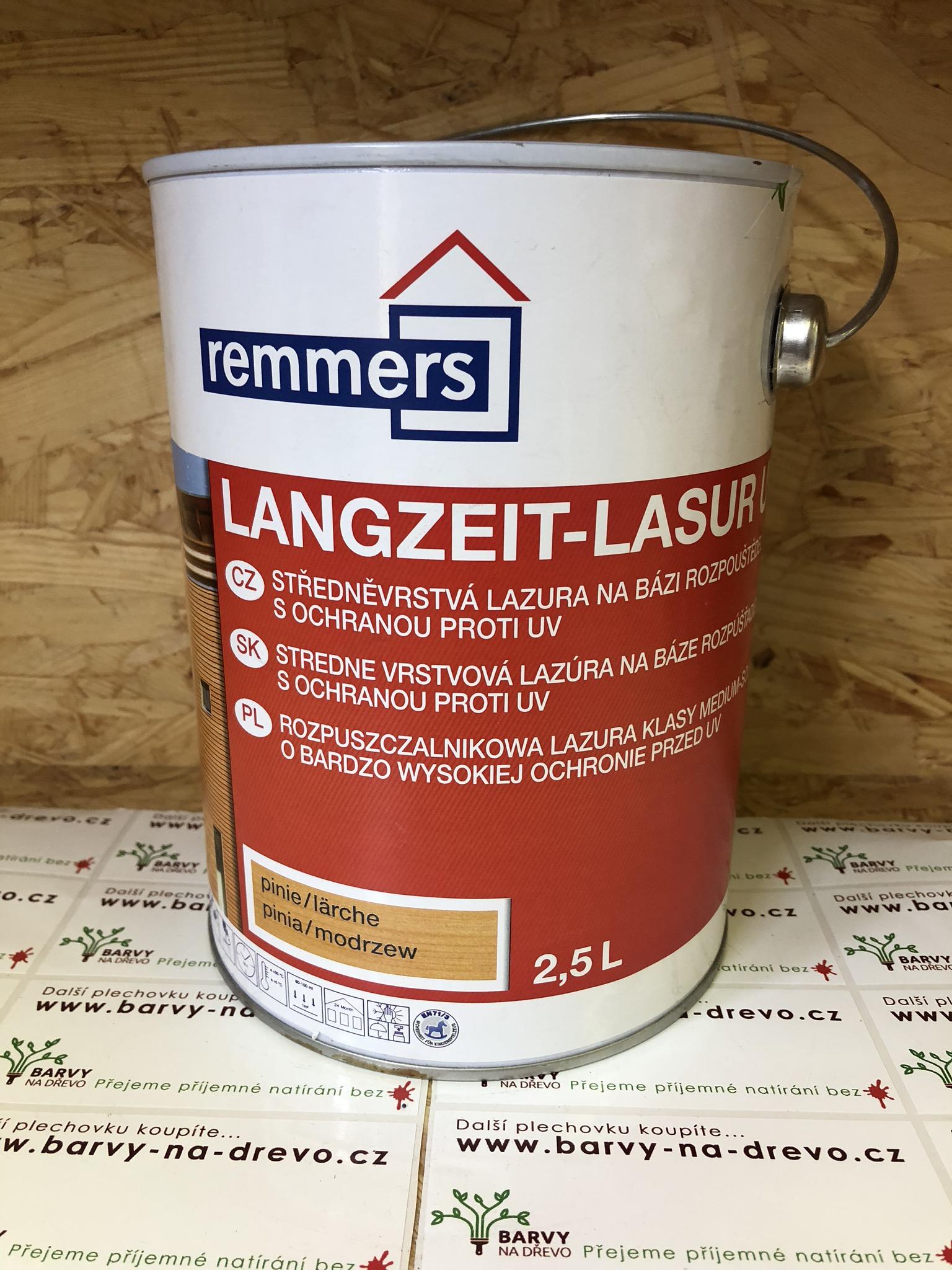 Remmers LANGZEIT-LASUR UV