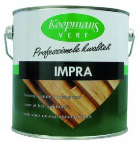 KOOPMANS IMPRACHRON - barevná penetrující lazura pro dřevo v exteriéru