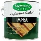 Koopmans IMPRA (Olejová lazura na dřevo v exteriéru)