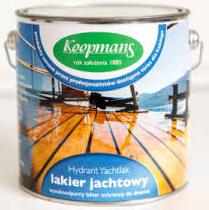 Koopmans HYDRANT YACHTLAK (Lak na dřevo vystavené intenzívnímu působení vody)