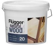 Flügger NATURAL WOOD (Vodou ředitelný lak na dřevo)