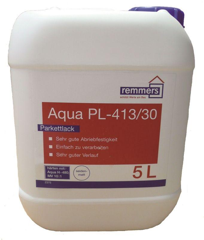 Aqua Parkettlack - zátěžový lak na podlahy