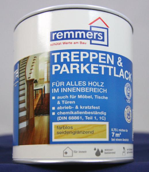 Treppen- und Parkettlack - polyuretanový lak na podlahy