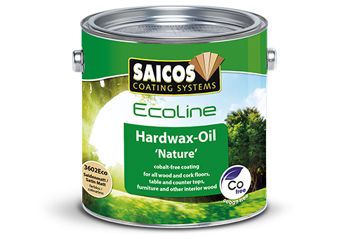 Saicos Ecloline Tvrdý voskový olej