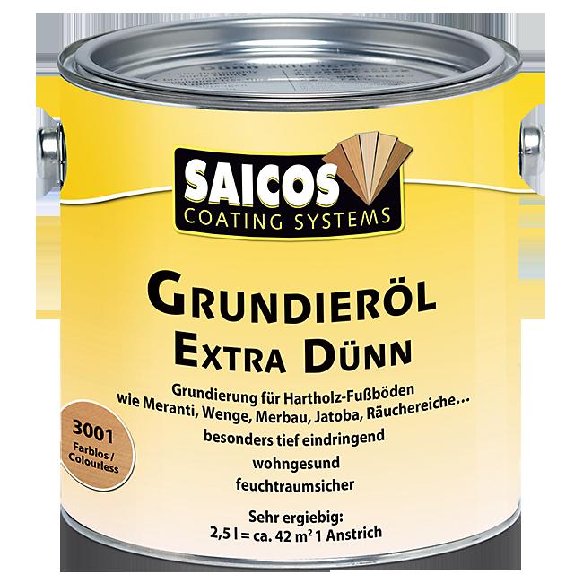 Saicos extra základový olej