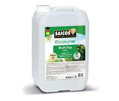 Saicos MultiTop - vrchní lak na podlahy 4,55 litru