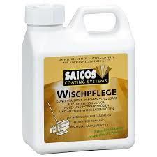 Přípravky pro údržbu a čištění Saicos