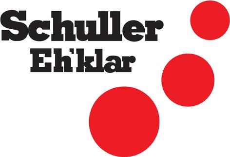 Nářadí Schuller - top kvalita