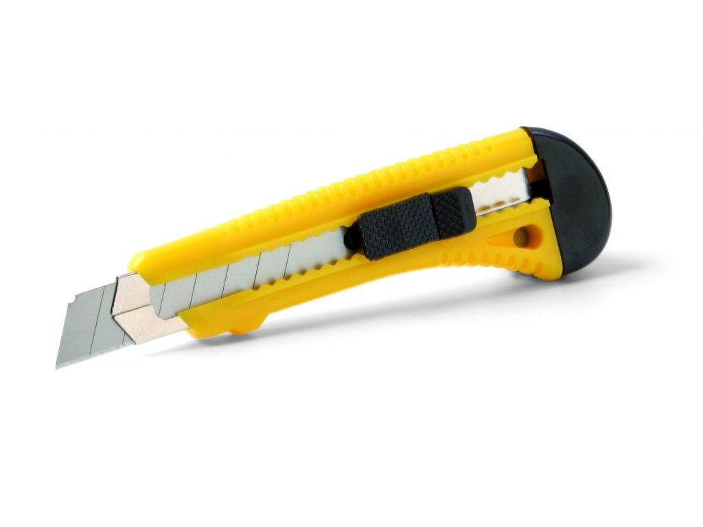 Nože a nůžky