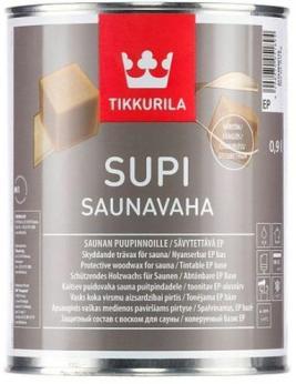 Tikkurila SAUNAVAHA (Vosk na dřevěné povrchy v saunách)