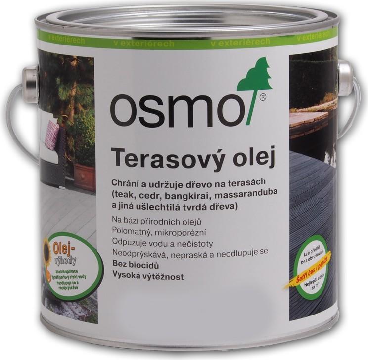 Terasové oleje