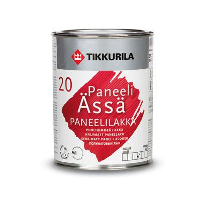Barvy Tikkurila na dřevěné obklady a stěny