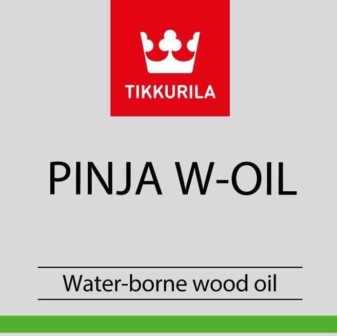 PINJASOL W-OIL - VODOU ŘEDITELNÝ OLEJ NA DŘEVĚNÉ POVRCHY V INTERIÉRU