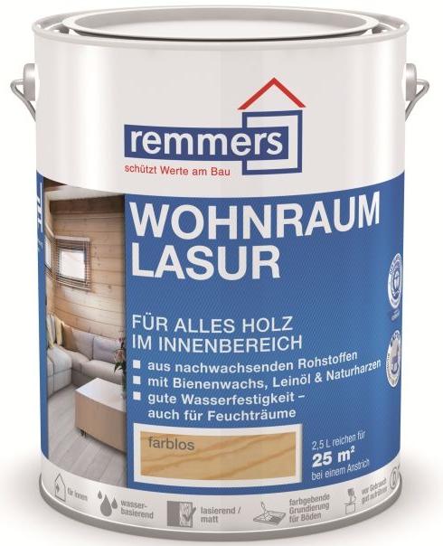 Remmers WOHNRAUM-LASUR (Přírodní včelí emulze)