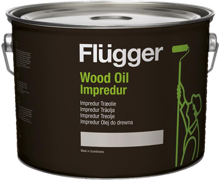 Flügger WOOD OIL IMPREDUR - dříve IMPREDUR NANO OLEJ