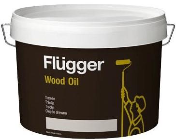Flügger WOOD OIL AQUA - dříve OLEJ AQUA (Vodou ředitelný aklydový olej)