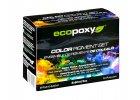 EcoPoxy- Barevné pigmenty do pryskyřice