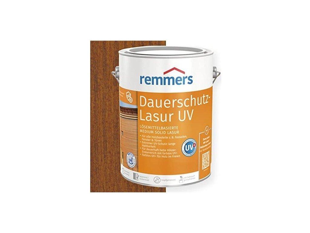 Dauerschutz Lasur UV (Dříve Langzeit Lasur) 2,5L Ořech - Walnut - Nussbaum - Orzech 2260