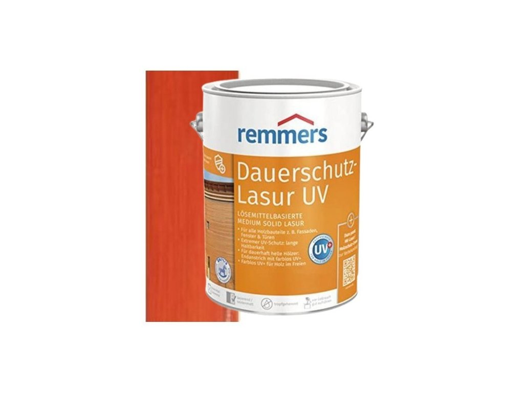 Dauerschutz Lasur UV (Dříve Langzeit Lasur) 2,5L mahagoni-mahagon 2255