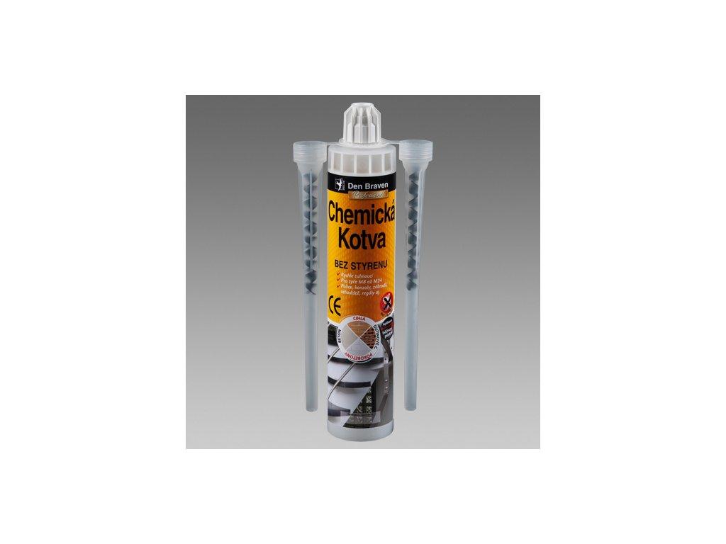 Chemická kotva bez styrenu POLYESTER SF (Velikost a barva tmelu 280 ml)