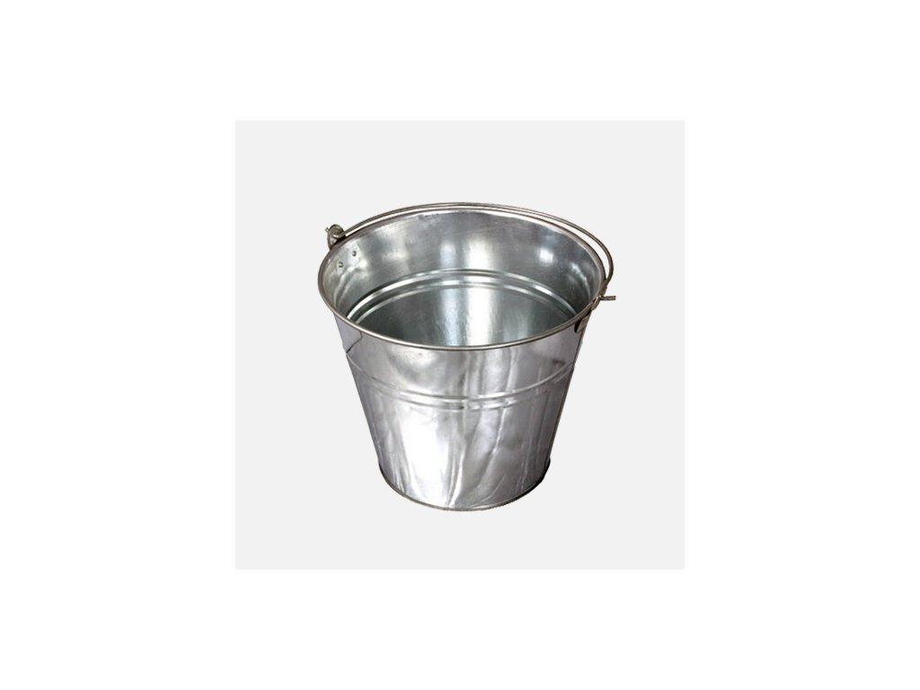 vedro pozinkovane 12 litru