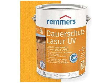 Remmers Dauerschutz Lasur UV (Dříve Langzeit Lasur) 2,5L kiefer-borovice 2262