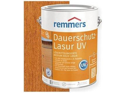Remmers Dauerschutz Lasur UV (Dříve Langzeit Lasur) 2,5L teak-týkové dřevo 2251