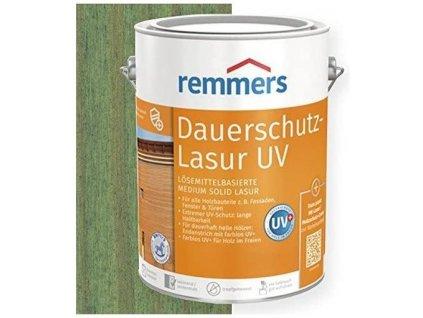 Remmers Dauerschutz Lasur UV (Dříve Langzeit Lasur) 2,5L tannengrün- jedlově zelená 2254