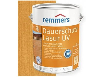 Dauerschutz Lasur UV (Dříve Langzeit Lasur) 20L eiche hell-světlý dub 2264  + dárek v hodnotě až 200 Kč zdarma k objednávce