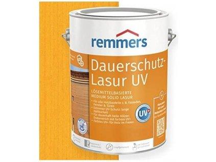 Remmers Dauerschutz Lasur UV (Dříve Langzeit Lasur) 20L kiefer-borovice 2262  + dárek v hodnotě až 200 Kč zdarma k objednávce