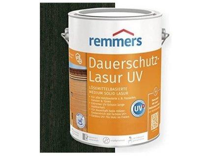 Dauerschutz Lasur UV (Dříve Langzeit Lasur) 20L ebenholz-ebenové dřevo 2252  + dárek v hodnotě až 200 Kč zdarma k objednávce