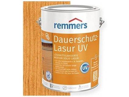 Remmers Dauerschutz Lasur UV (Dříve Langzeit Lasur) 20L pinia/lärche-pinie/modřín 2250  + dárek v hodnotě až 200 Kč zdarma k objednávce