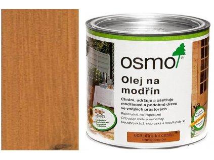 olej na drevene venkovni terasy osmo 009 modrin original